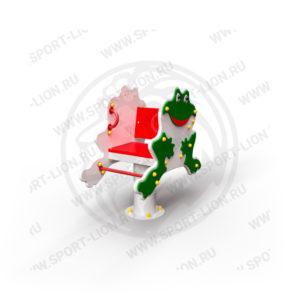 Качалка детской игровой площадке Качалка-КаМ-02_исполнение-02