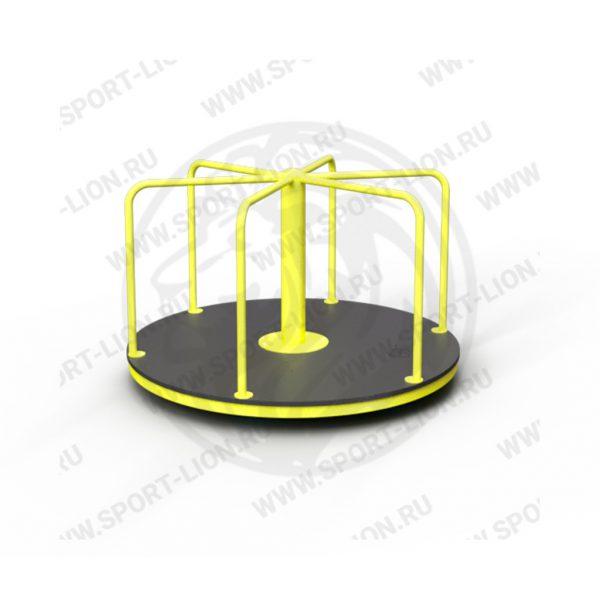 Карусель детской игровой площадки КрМ(Б)с-02 исполнение 02