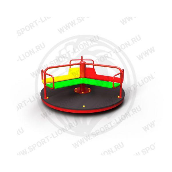 Карусель детской игровой площадки КрМ(Б)-02