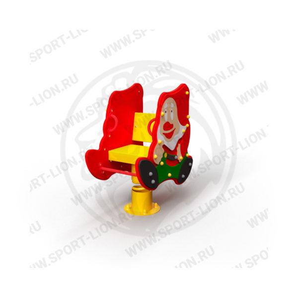 Качалка детской игровой площадке Качалка-КаМ-02_исполнение-12