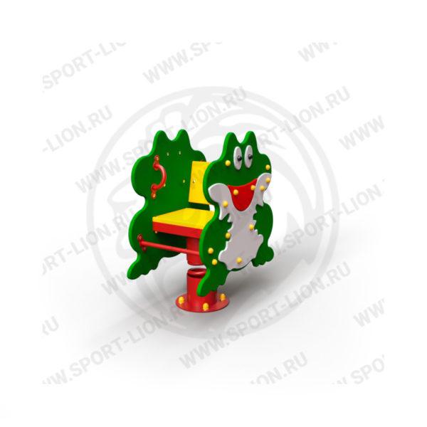 Качалка детской игровой площадке Качалка-КаМ-02_исполнение-20