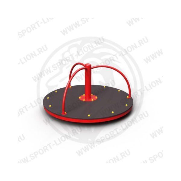 Карусель детской игровой площадки КрМ(Б)с-02 исполнение 03